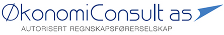 Logo, ØkonomiConsult AS